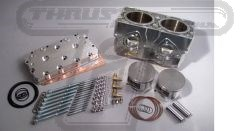 DASA 6mm-10mm Kit Piston, Head, Cilinder, Valves