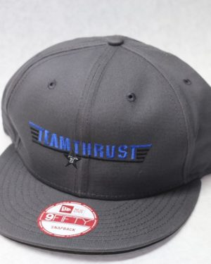 Team Thrust 2015 snap back 50/50 grey