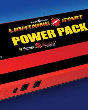 Jumper box PS-19 Power Source