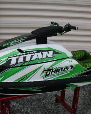 A SFS Titan Starter kit budget