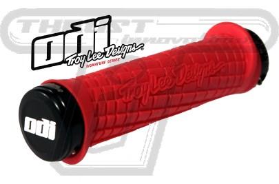 Odi Troy Lee Design Grips Red
