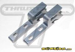 Blowsion hood hooks