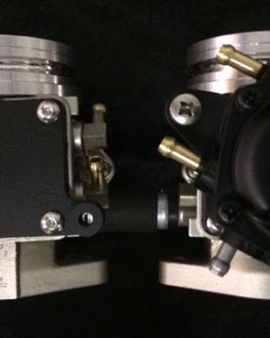 1 Thrust innovations Ti 50mm carbs pro set