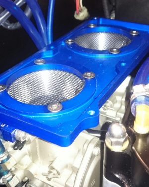 Freeriderz inc factory airbox adapter plates