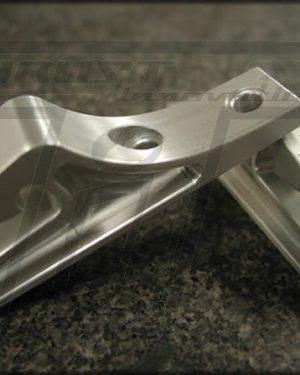 X-Metal Billet Aluminum Hood Keepers