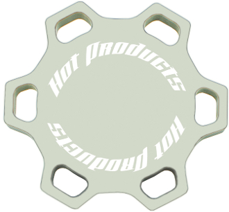 HOT PRODUCTS RACING BILLET YAMAHA GAS CAP