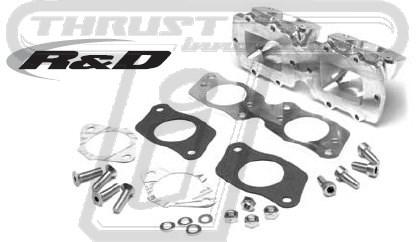 R&D Dual Intake Manifold - Kawasaki 231-75146