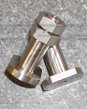 Stainless Steel Pole Bolts
