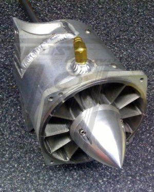 Skat Trak Pump 148mm