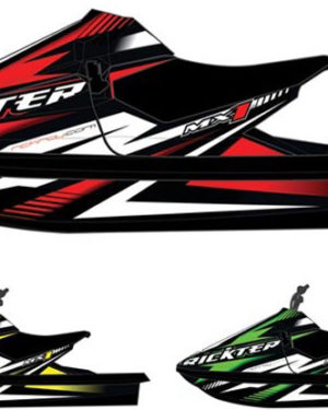 Rickter MX-1 INSTOCK  ready to ship world wide all colors