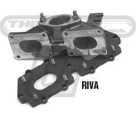 RIVA Single Intake Manifold - Yamaha