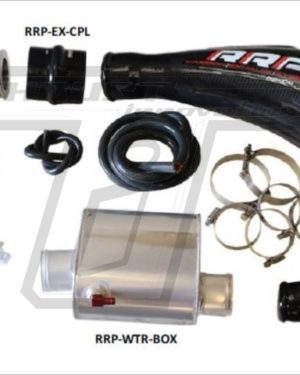 Rickter RRP Exhaust Kit
