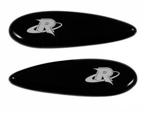 FZR Block off mirrors Riva Racing