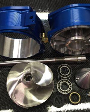 Thrust innovations Billet 155mm -160mm 14 vane pump /wear ring