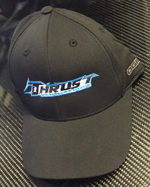 1 Thrust Logo hat fitted ODGIO LARGE/XLARGE