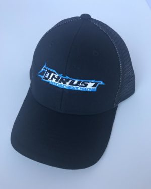 Thrust Mesh snap Logo
