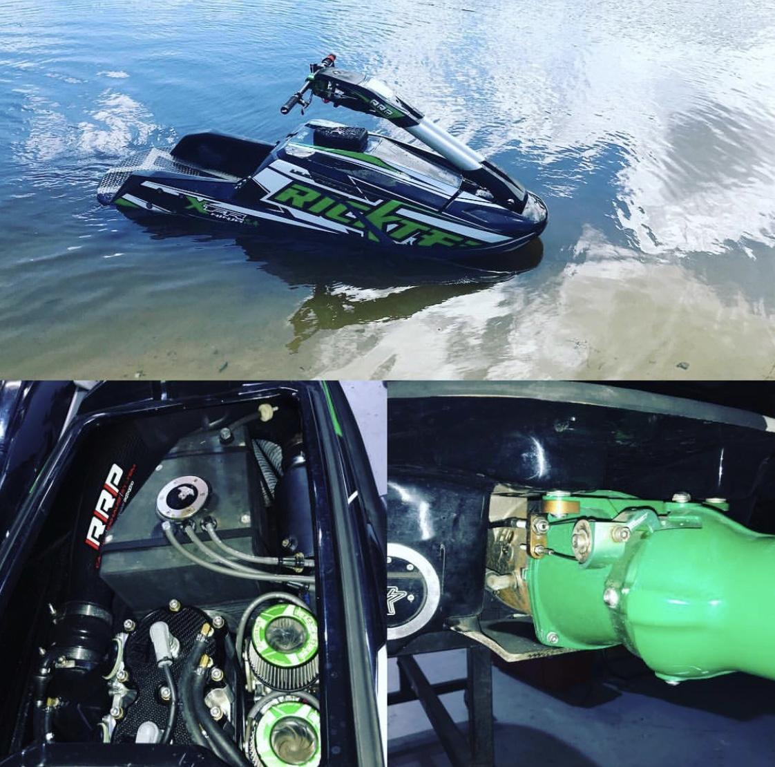 Rickter XFR Dasa 1100cc