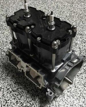 Yamaha OEM Original used engine 701cc Girdle Head